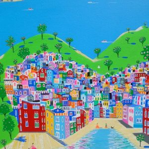 "Katrina Avotina Painting - ""Far & Beyond"""