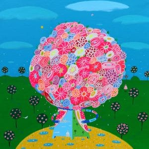 "Katrina Avotina Painting - ""Your Majesty, Rise!"""